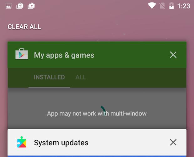 Mbyllni të gjithë aplikacione e hapura së fundi