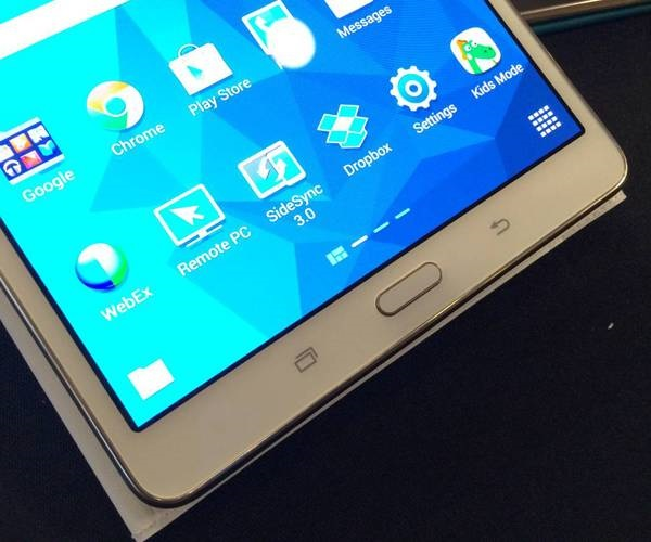 Pagesat dhe hapja e aplikacioneve duke përdorur shenjat e gishtërinjve