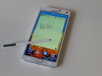 #3 Galaxy Note 4