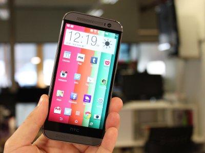 #4 HTC One M8