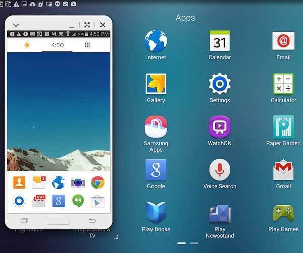 Kontrolli i telefonit tënd Samsung