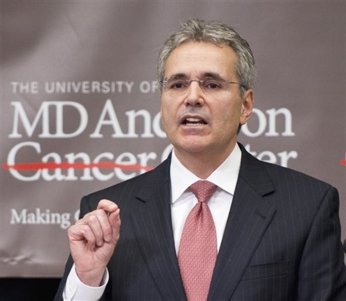 5. MD Anderson Cancer Center