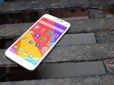 #8 Samsung Galaxy S5