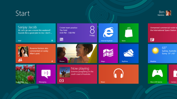 6. Windows 8