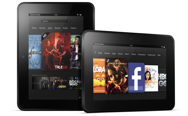 Amazon Kindle Fire HD (tablet)