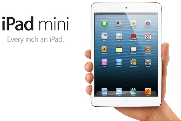 Apple iPad Mini (tablet)