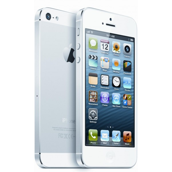 Apple iPhone 5 (smartphone)