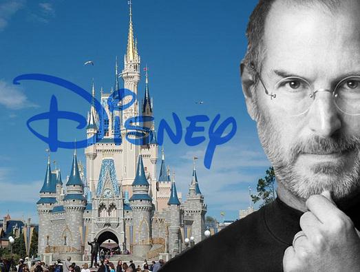 Apple do të blejë Disney-n