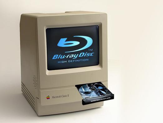 Blu-ray do të vijë në Mac