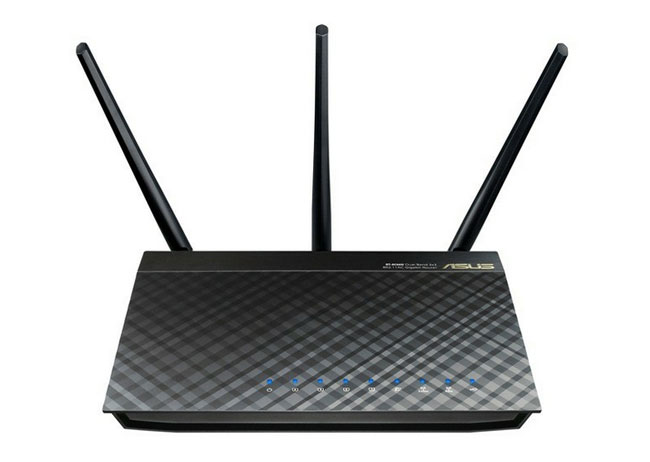 Asus RT-AC66U (wireless router)