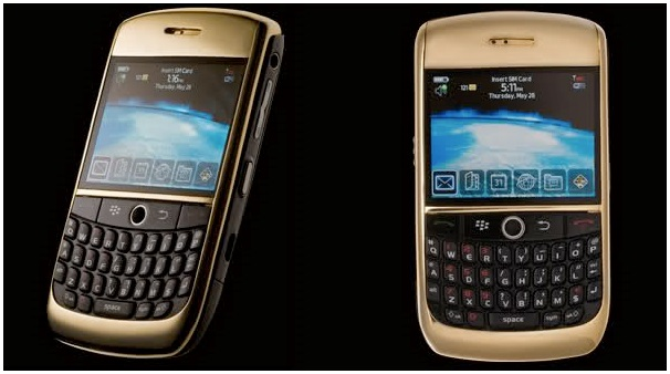Diamond BlackBerry Amosu Curva - 240,000 $