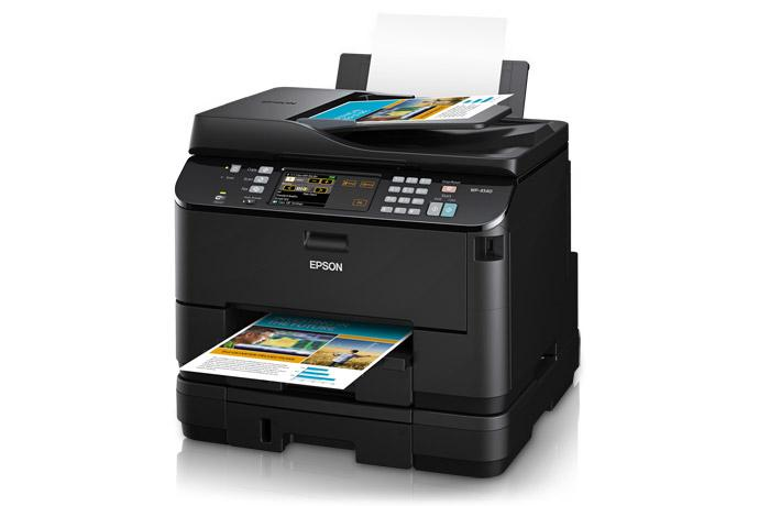Epson WorkForce WP-4540 (multifunction printer)