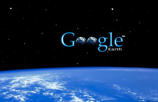 3. Google Earth, 2005