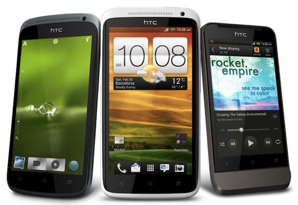 Numër 3: HTC One Series (X, S, EVO 4G LTE)