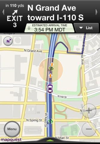MapQuest 3.0.3 (Falas)