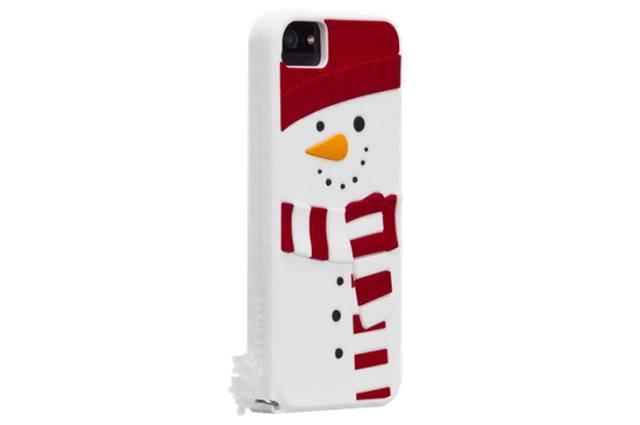 1. Snowman Case for iPhone 5