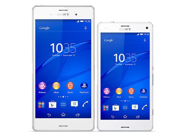 Sony Xperia Z3 dhe Z3 Compact