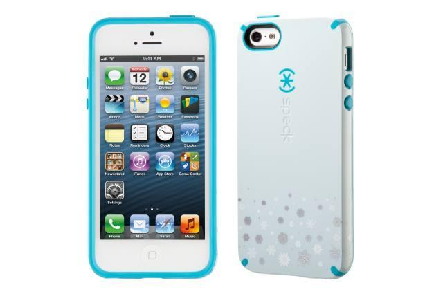 8. Speck SnowFresh CandyShell for iPhone 5