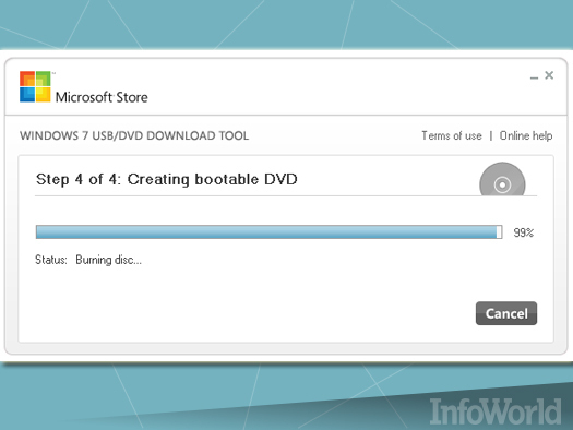 Windows 7/8 USB/DVD Download Tool