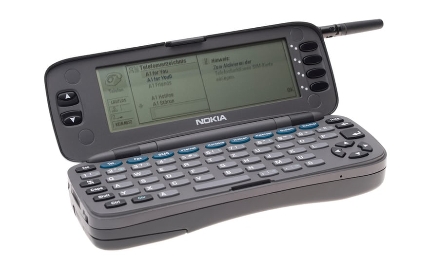 Nokia Communicator, 1996