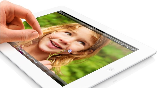 iPad me Retina Display