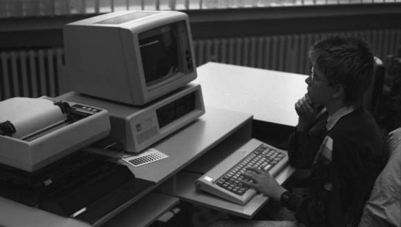 4. Kompjuteri personal IBM 5150 - 1981