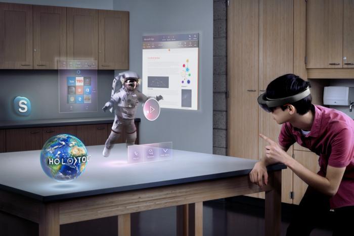 HoloLens në shitje: e ardhmja ka mbërritur