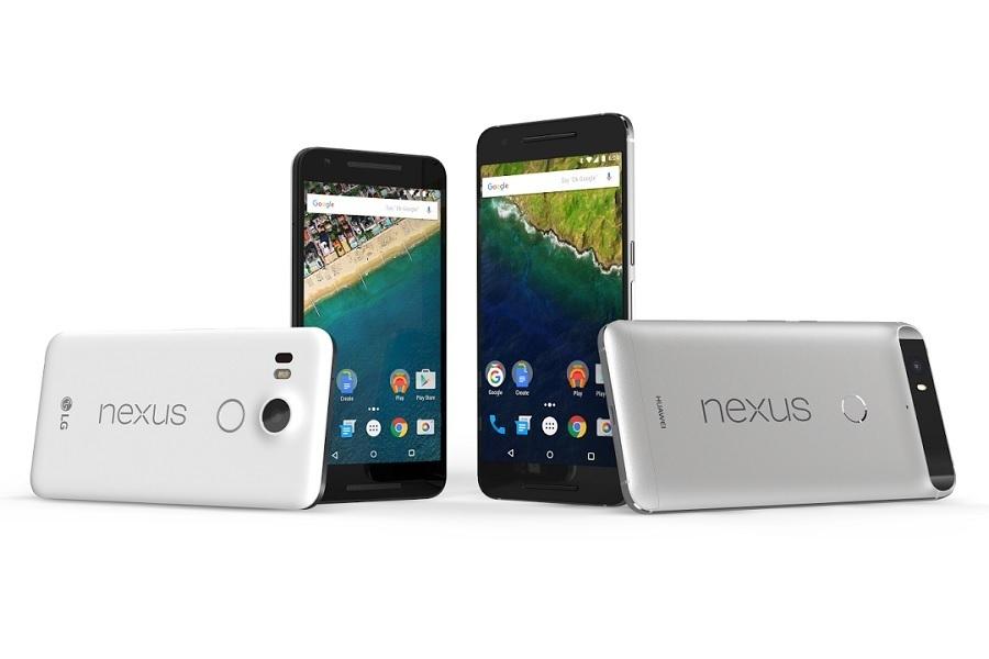 Telefonët Nexus
