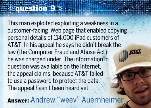 "Përgjigja: Andrew ""weev"" Auernheimer"