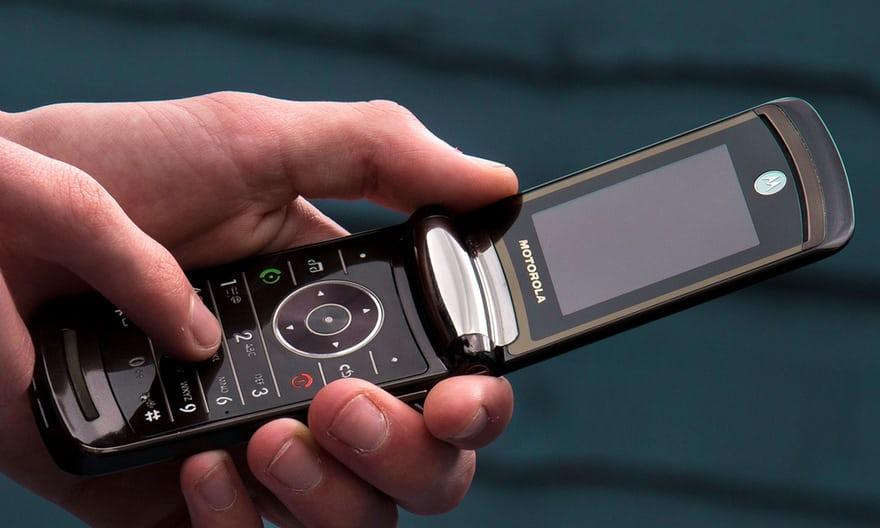 Motorola Razr, 2004