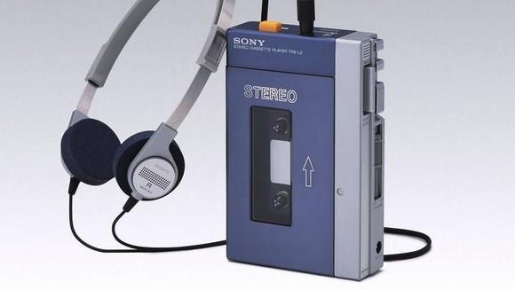 1: Sony Walkman - 1979
